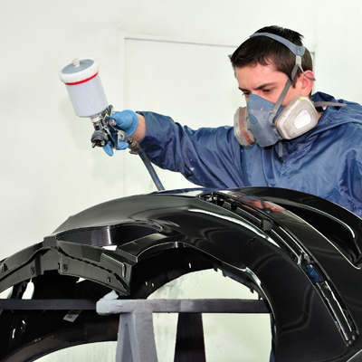 auto body collision repair painting