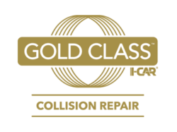 certified collision repair i-car gold